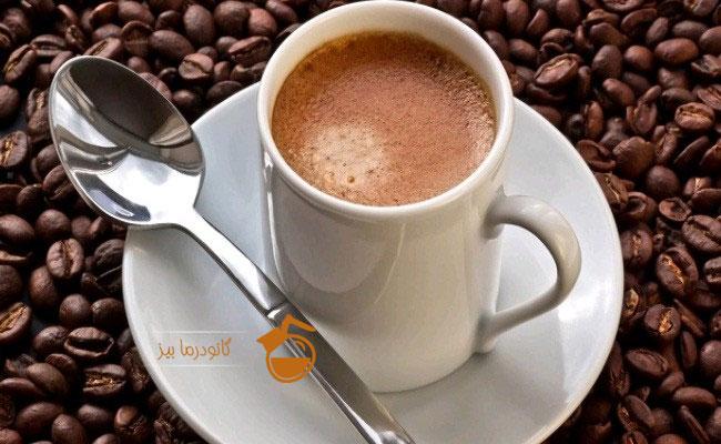 قهوه-گانودرما